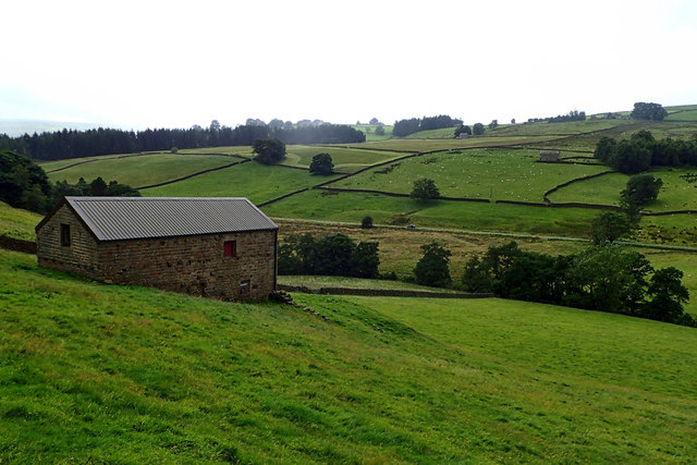 Barn off Thorpe Lane