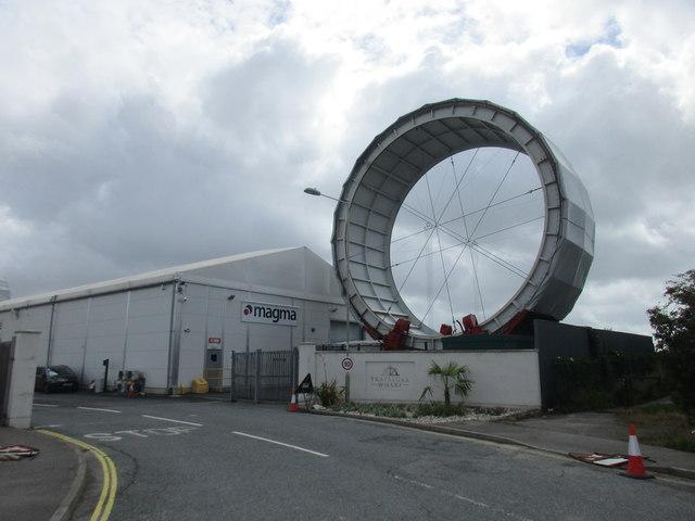 Magma at Trafalgar Wharf
