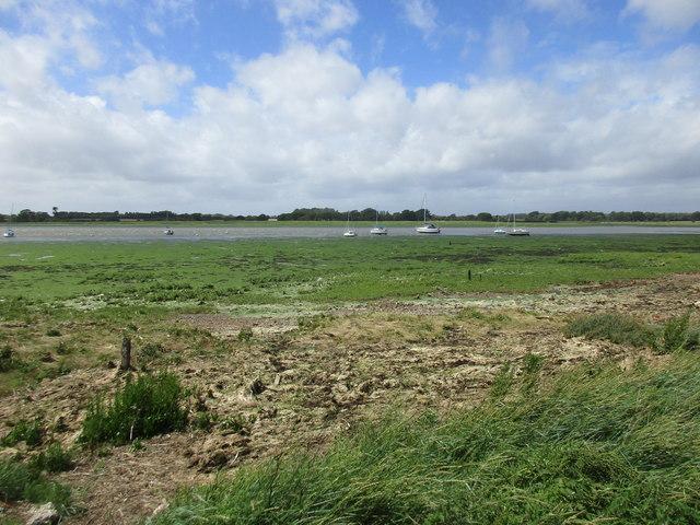 Fishbourne Channel