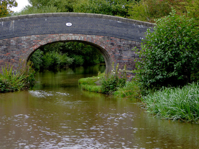 Stoneley Green Bridge in Cheshire