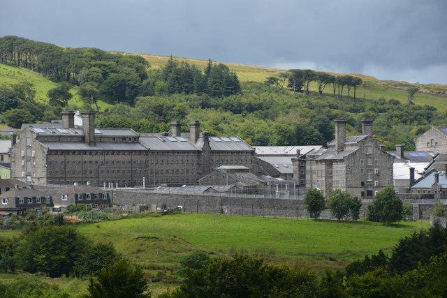 Princetown : HM Prison Dartmoor