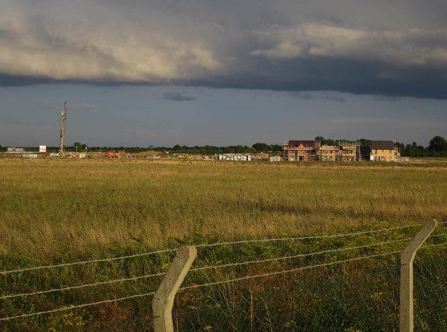 Northstowe houses appearing