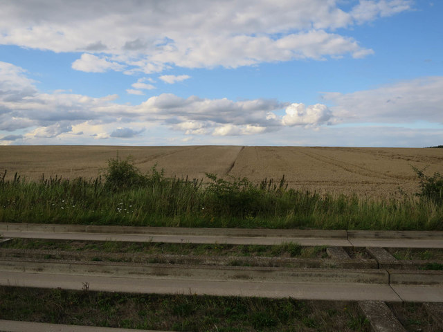 Crop boundary by the busway