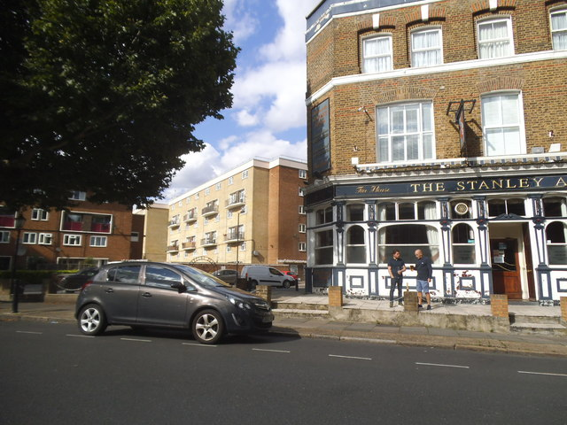 Southwark Park Road, Bermondsey