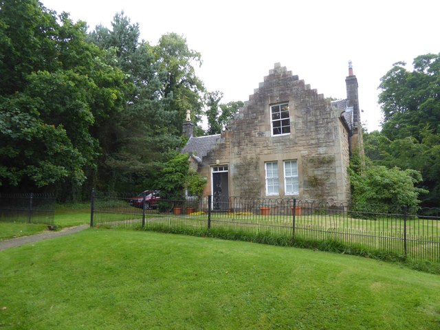 Knowehead Lodge, Pollok Country Park