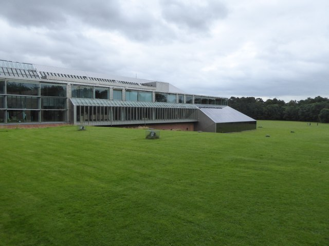 The Burrell Collection building
