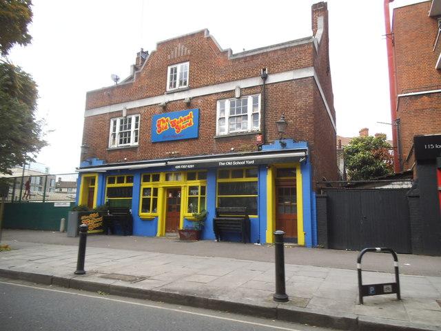 The Old School Yard, Southwark