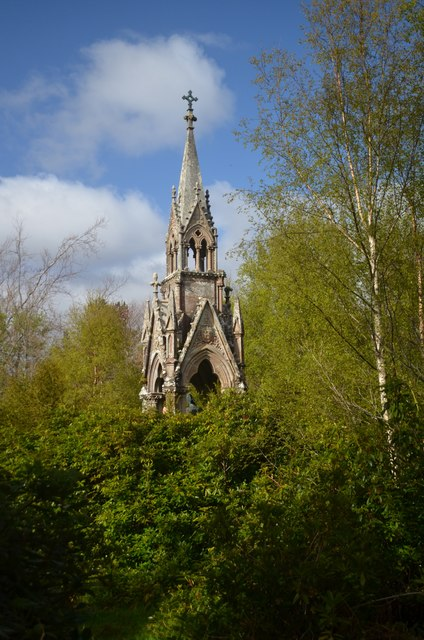 Monument to Harriet, Duchess of Sutherland