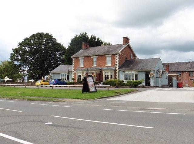 The Peacock Inn, Nantwich