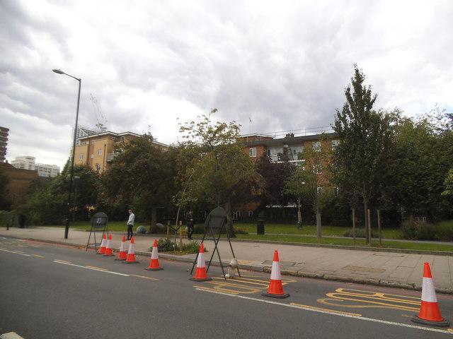 New Kent Road, Walworth