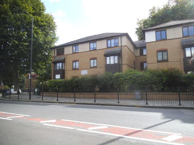 Flats on Grange Road, Bermondsey
