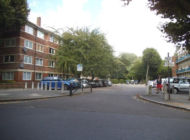 Flats on Southwark Park Road
