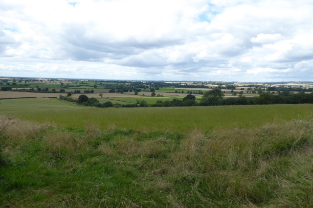 Over the Vale of York