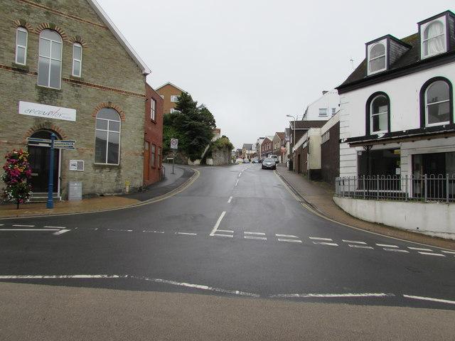 Marlborough Road, Ilfracombe