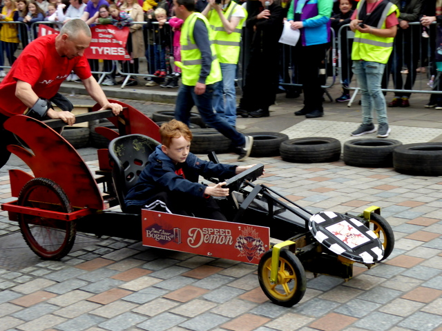 Soapbox derby, Omagh (2017) - 16