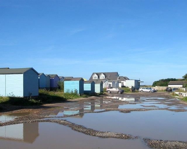 Beach Car Park, Ferring