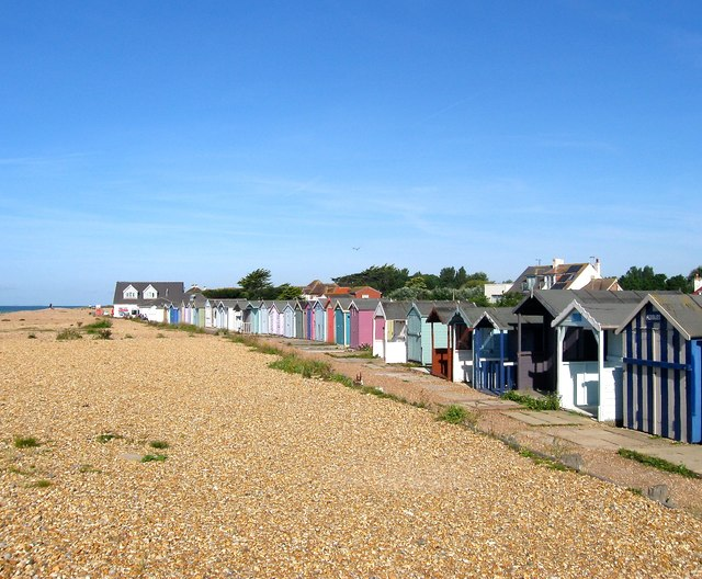 Beach Huts, Ferring