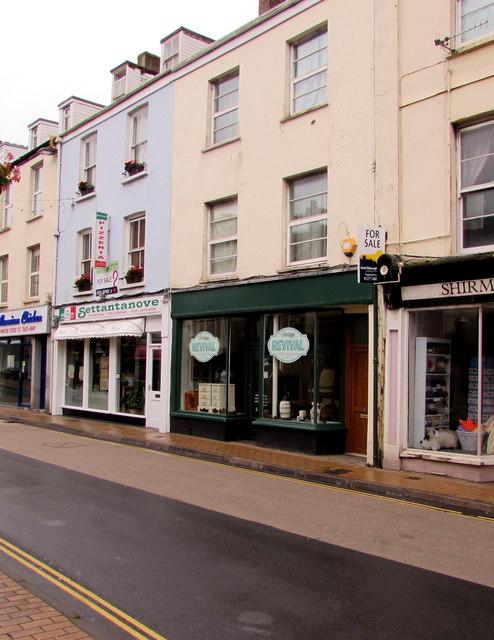Vintage Revival in Ilfracombe