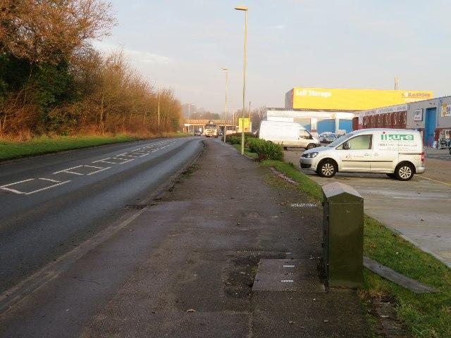Early morning - Hawley Lane