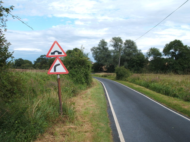 National Cycle Route 1 approaching Patience Bridge