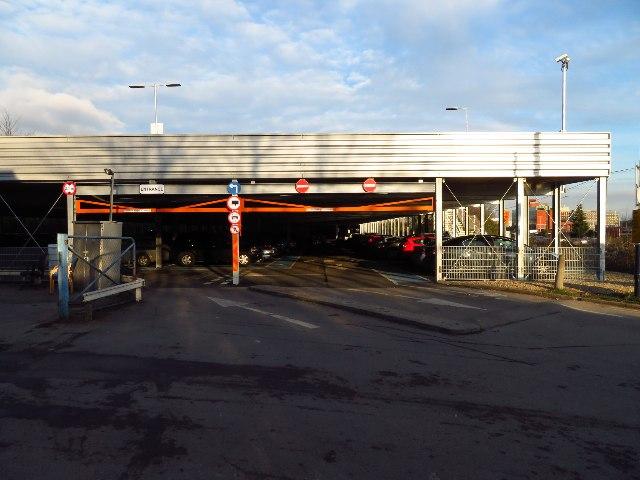 Station car park 2 - North Yard