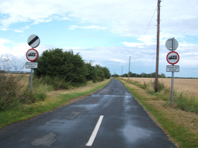 National Cycle Route 1 near Blow's Farm