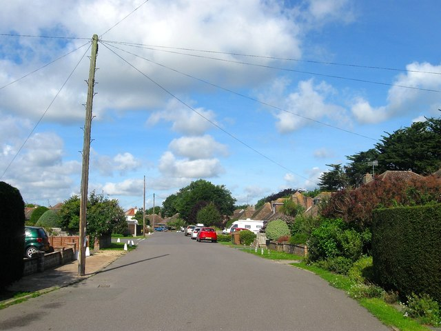 Downview Avenue, Ferring