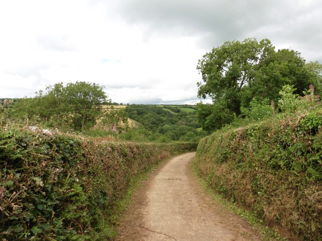 Road to Coombland