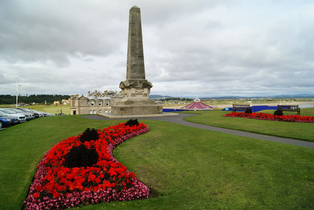 Martyr's Monument, St Andrews
