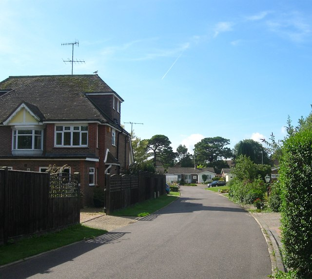 Ancren Close, Ferring