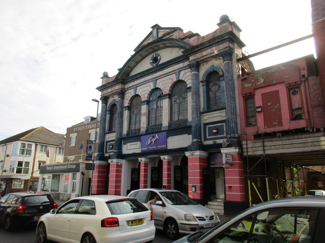 Former cinema, Kingston Road