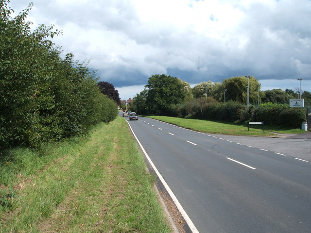Roxwell Road (A1060)