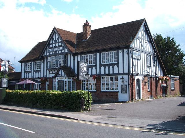 The Globe public house, Chelmsford
