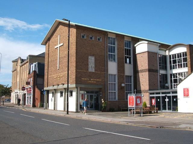 Trinity Methodist Church, Chelmsford