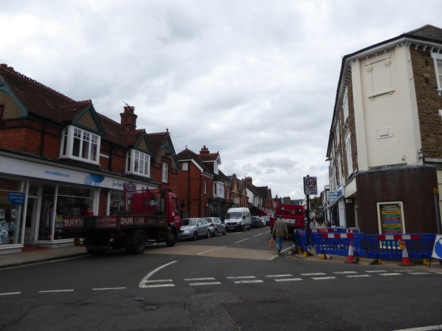Roadworks in Petersfield (4)
