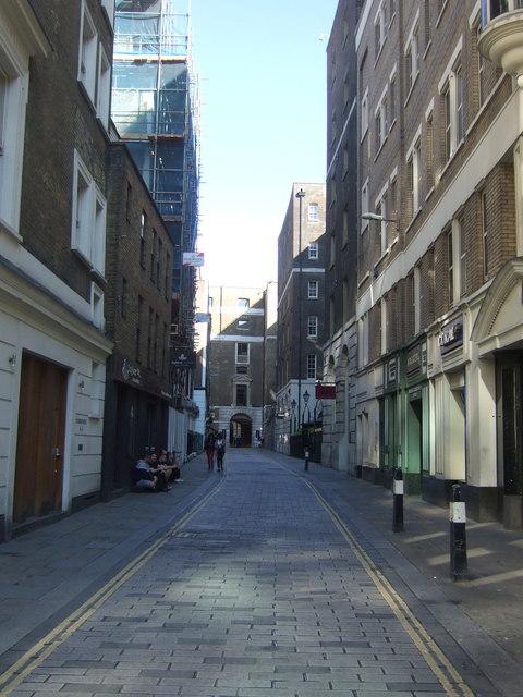 New Street, London EC2