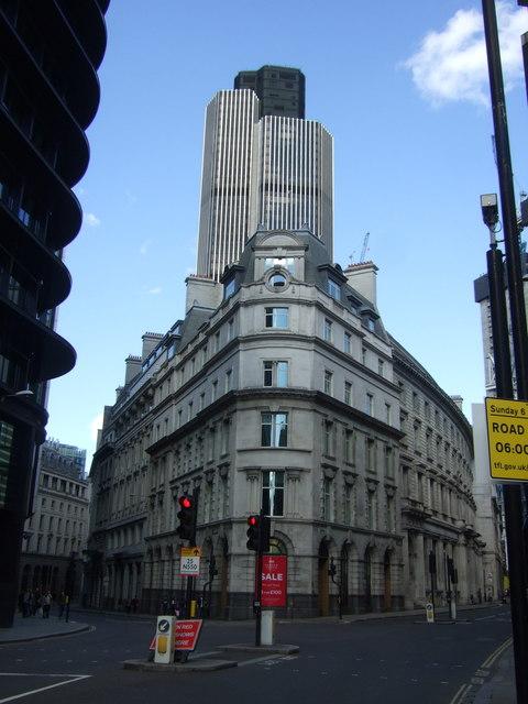 Store on Threadneedle Street