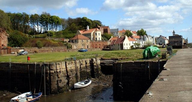 West Wemyss Harbour, Fife