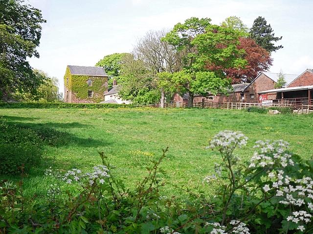 Linstock Castle Farm