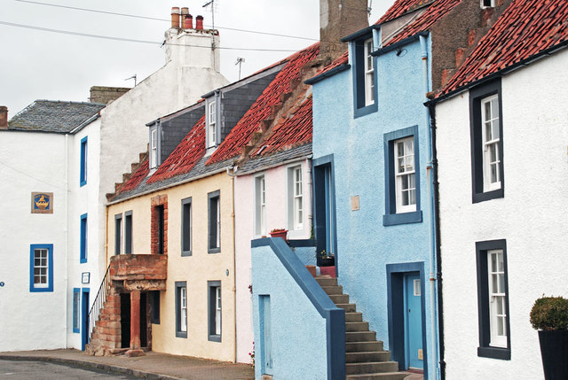 St Monans, East Neuk of Fife
