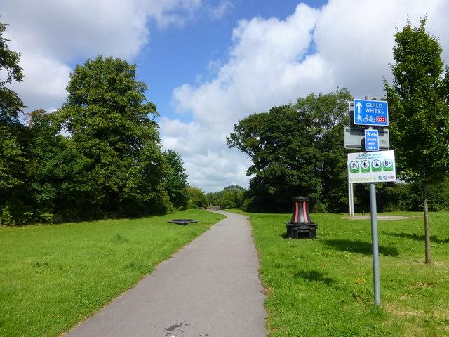 The Guild Wheel Trail