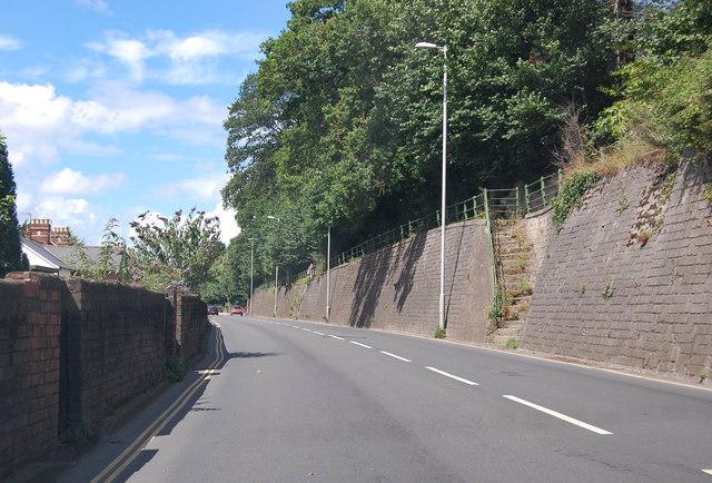 A377 Cowley Bridge Road