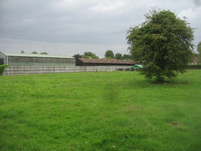 Paddock off Sainfoin Lane