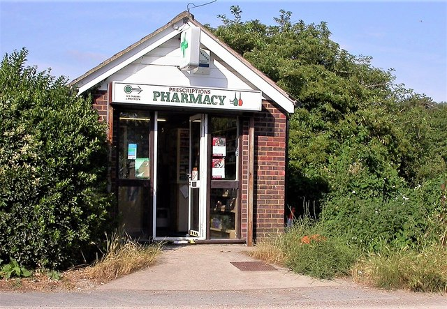 Pharmacy in Lodge Road, Clive Vale, Hastings