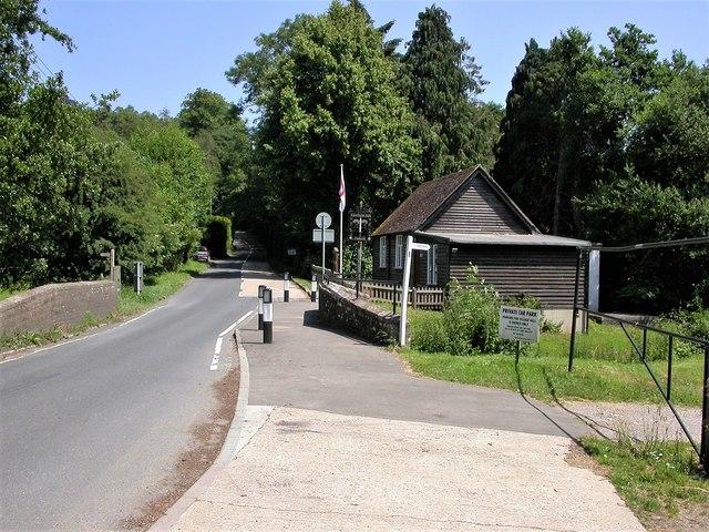Whatlington village hall by Whatlington Road