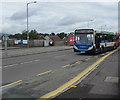 ST3090 : X3 bus for Cardiff in Malpas, Newport by Jaggery