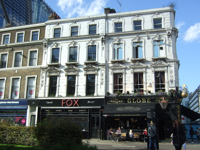 The Globe public house, London