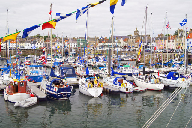 Anstruther Muster, Fife