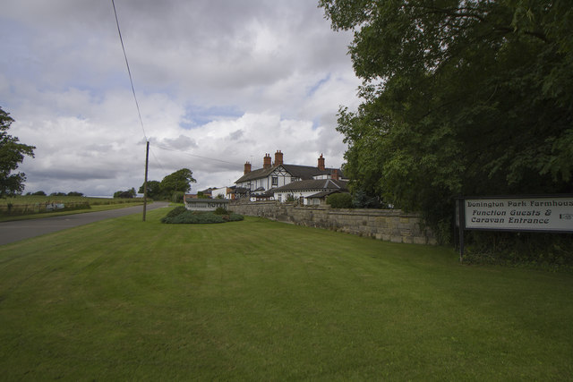 Donnington Park Farmhouse Hotel