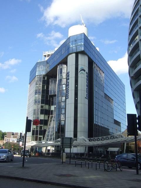 Inmarsat Global HQ, London